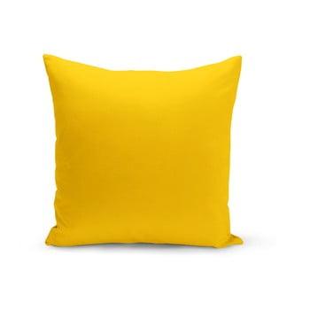 Pernă Kate Louise Lisa, 43 x 43 cm, galben deschis