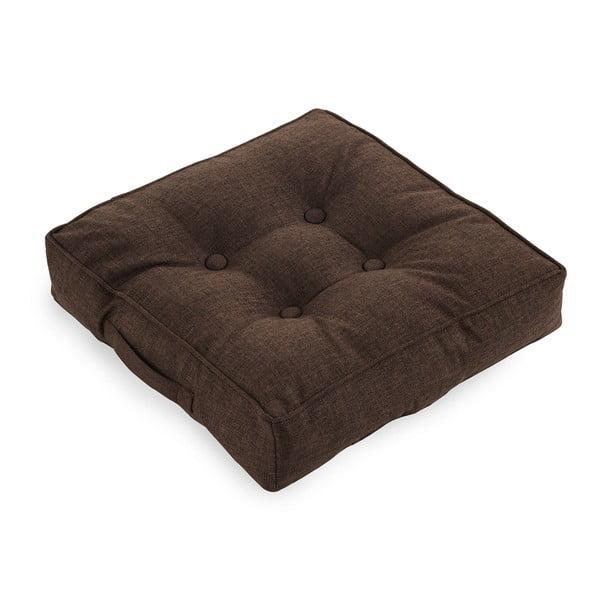 Pernă pentru scaun Geese Bern, 45x 45 cm, maro închis