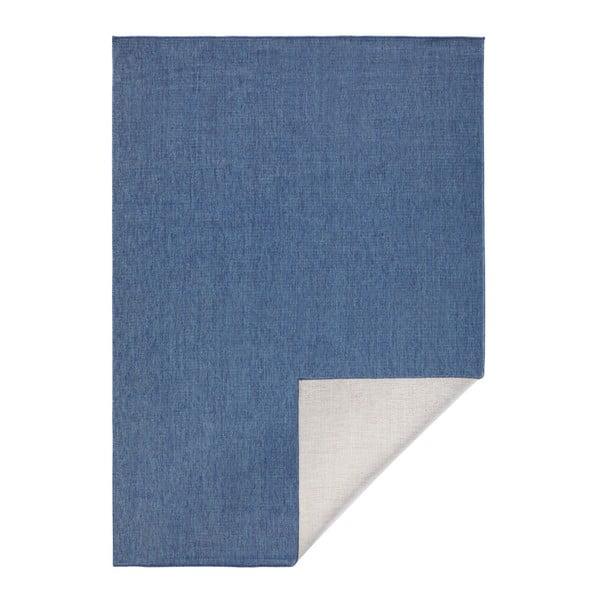 Modrý venkovní koberec Bougari Miami, 200x290 cm