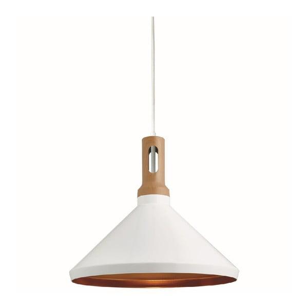 Stropní světlo Cone White/Wood