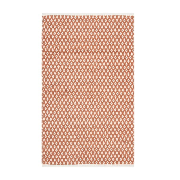 Koberec Nantucket 76x121 cm, červený