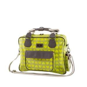 Přebalovací taška Navigate Lime