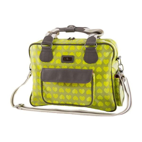 Přebalovací taška Beau&Elliot Lime