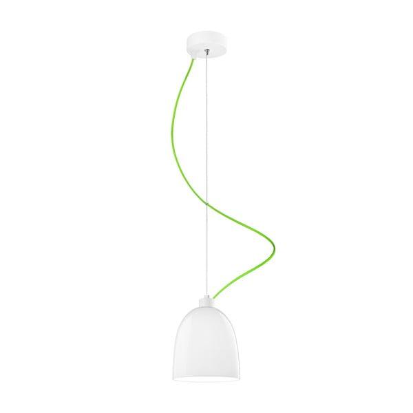 Světlo AWA, opal/green/white
