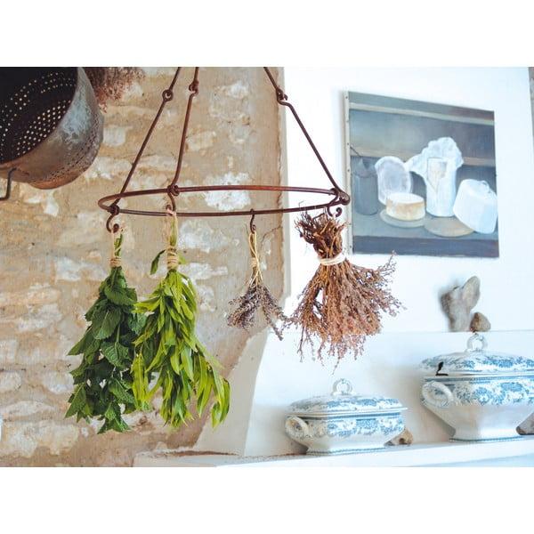 Držák na sušení bylinek Garden, 40 cm