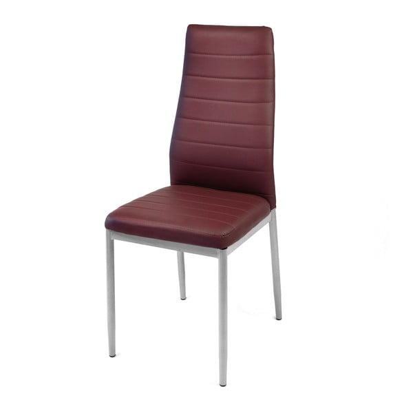 Jídelní židle Queen, bordó