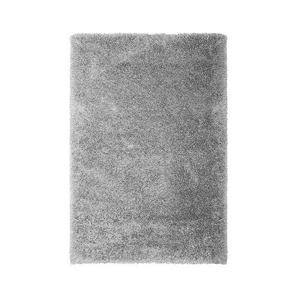 Koberec Promo Shaggy 120x170 cm s 3 cm dlouhým vlasem, šedý