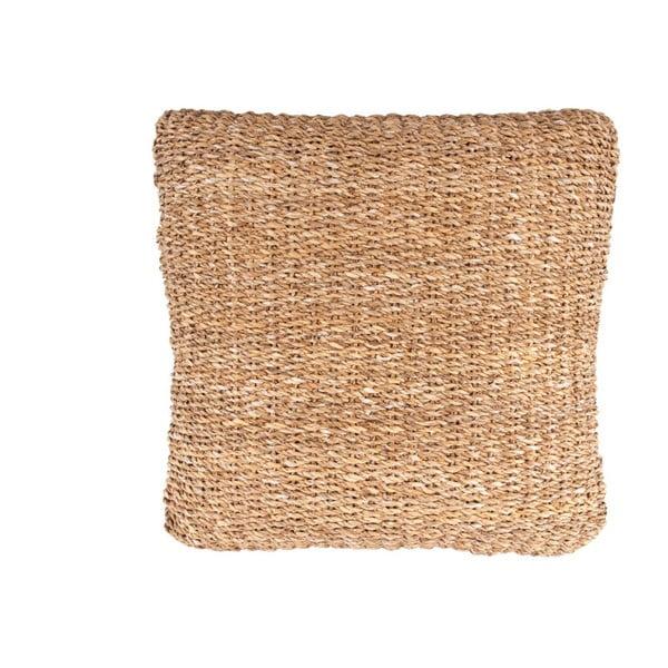 Polštář z mořské trávy PT LIVING, 60 x 60 cm