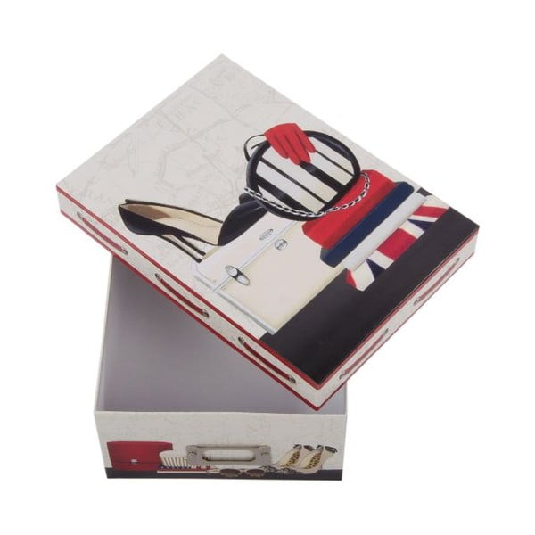 Úložná krabička Shoes