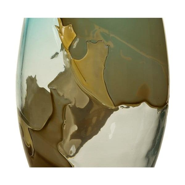 Ručně vyráběná křišťálová váza Santiago Pons, výška43cm