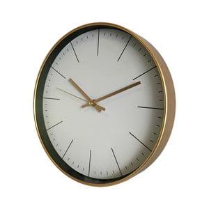 Zlaté nástěnné hodiny Maiko