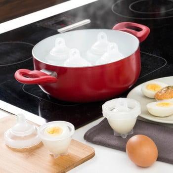 Set 6 recipiente pentru fiert ouă InnovaGoods Boiler