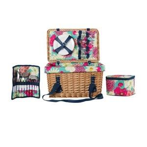 Piknikový set Floral pro 4 osoby