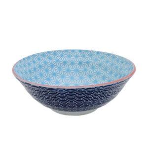 Porcelánová miska Star Blue, 21 cm