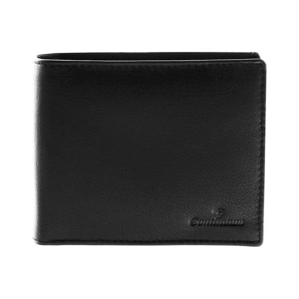 Kožená peněženka Continuum 1518, jednoduché prošívání