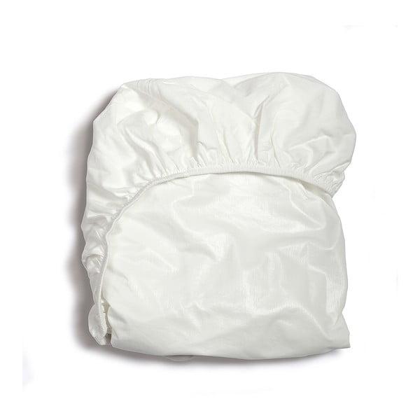Protecție saltea cu elastic YappyKids Shield, 120 x 60 cm