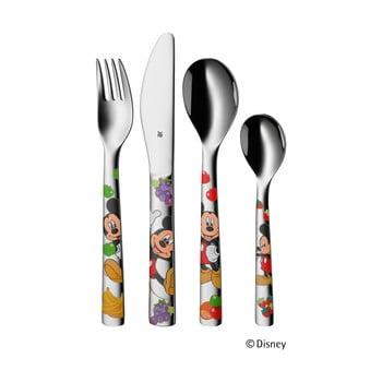 Set 4 tacâmuri pentru copii WMF Mickey Mouse imagine