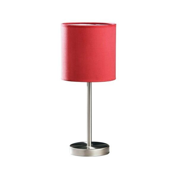 Stolní lampa Styx, červená
