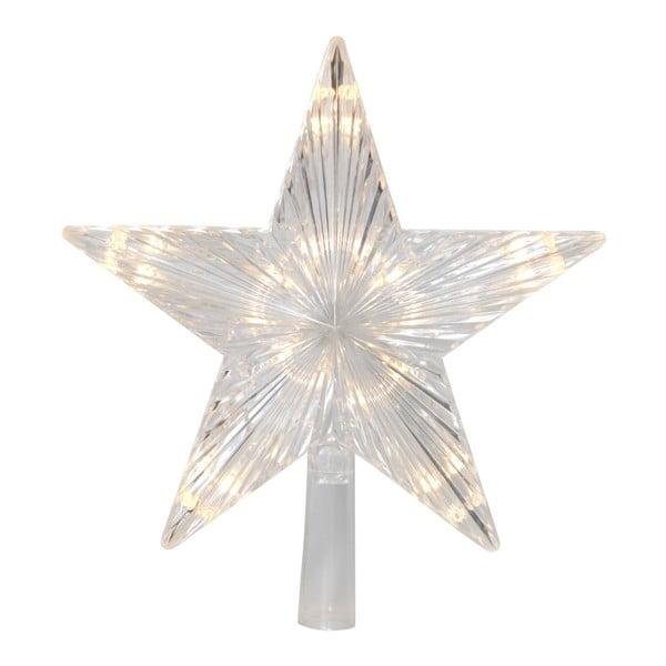 LED svítící špička na stromek Best Season Topsy, výška24cm