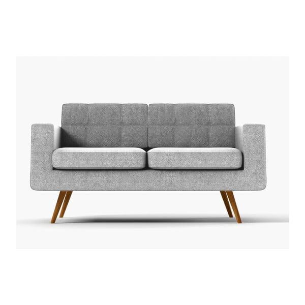Sofa New York, menší, šedé