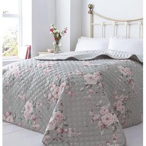 Přehoz přes postel Catherine Lansfield Canterbury Rose,240x260cm