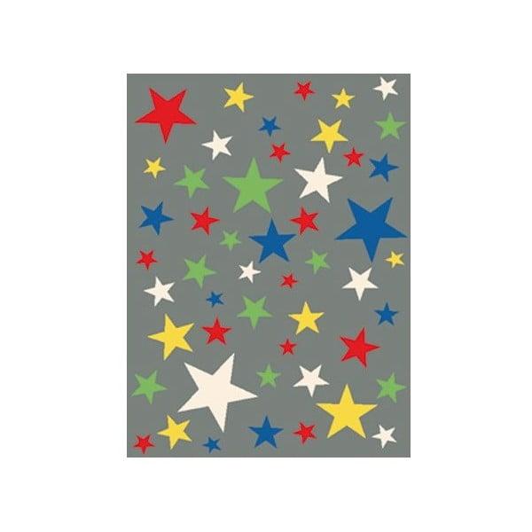 Koberec Flash 120x170 cm, šedý