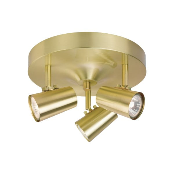 Závěsné světlo Aneta Pilot Trio Gold