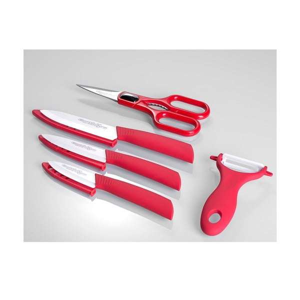 Sada nožů Quttin Rojo