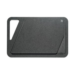Černé plastové prkénko WMF, 45 x 30 cm