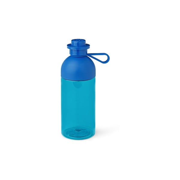 Niebieska butelka podróżna LEGO®, 500 ml