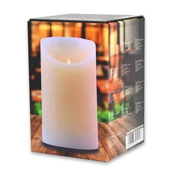 Lumânare luminoasă DecoKing Subtle Celebration, înălțime 12,5 cm de la DecoKing