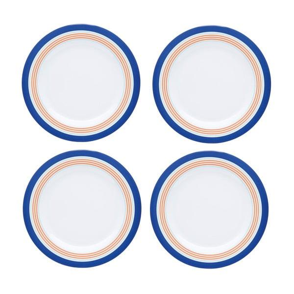 Sada 4 ks talířů Seafarer, 20 cm
