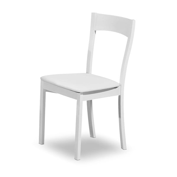 Jídelní židle Teddy, bílá