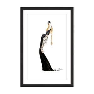 Obraz na plátně Marmont Hill Haute Couture, 45 x 30 cm