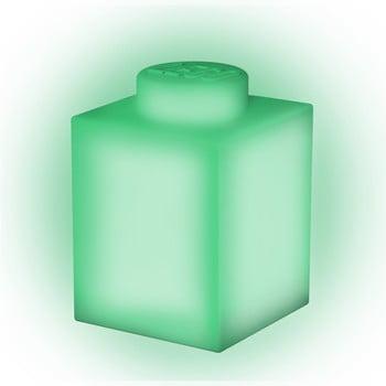 Lumină de veghe LEGO® Classic Brick, verde de la LEGO®