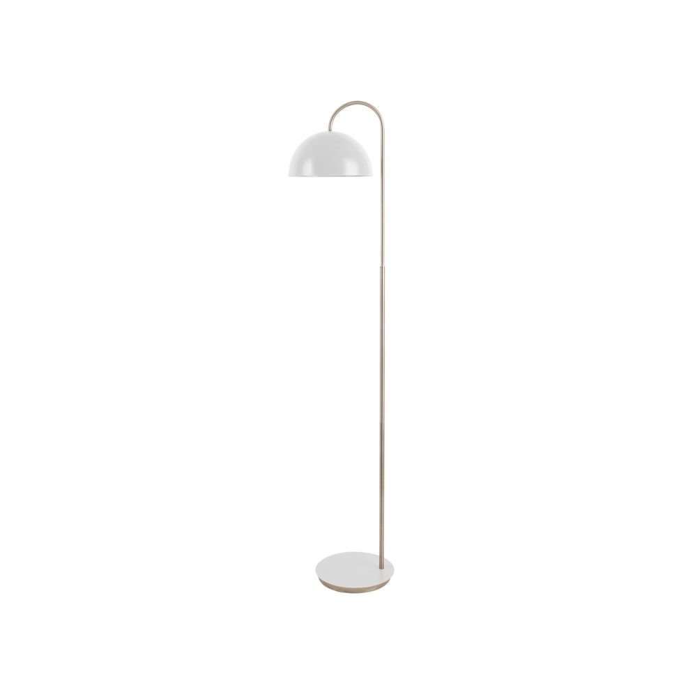 Stojací lampa v matné bílé barvě Leitmotiv Decova