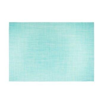 Suport pentru farfurie Tiseco Home Studio Melange Simple, 30x45cm, albastru de la Tiseco Home Studio