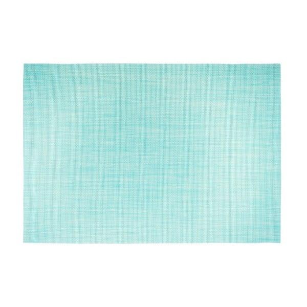 Niebieska mata stołowa Tiseco Home Studio Melange Simple, 30x45 cm