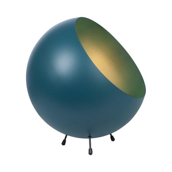 Veioză Leitmotiv Bell, albastru-auriu