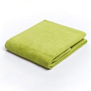 Ručník Carlo Brunni Julia 50x100 cm, zelený