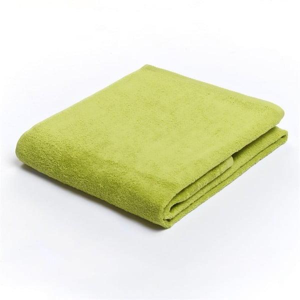 Ručník Carlo Brunni Julia 70x140 cm, zelený