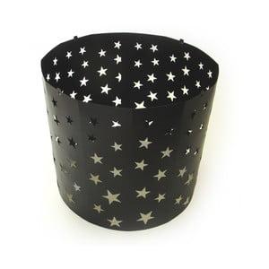Stars Black, vyměnitelné svítidlo