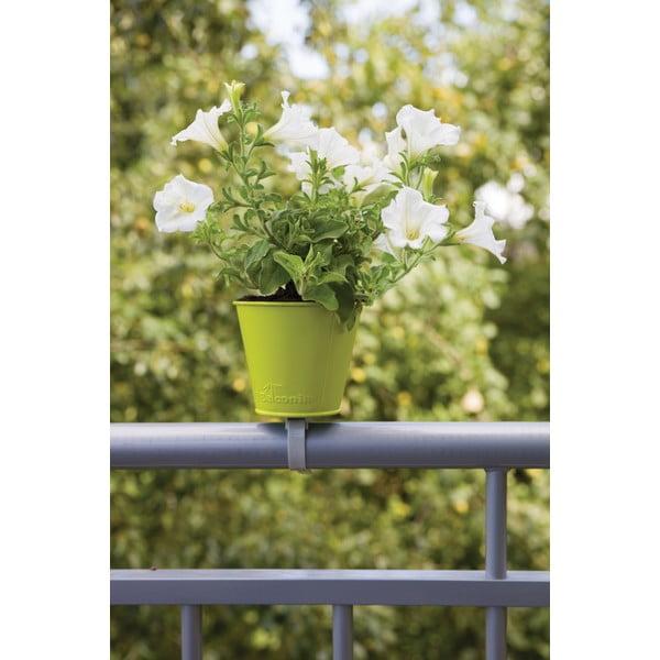 Sada 2 květináčů na zábradlí Esschert Design Magic
