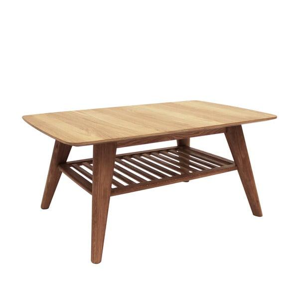 Konferenční stolek Canett Maxima, tmavá deska