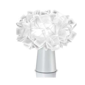 Stolní lampa Clizia White