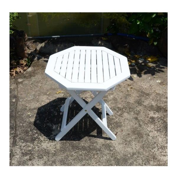 Zahradní skládací stolek z eukalyptového dřeva ADDU Glendale