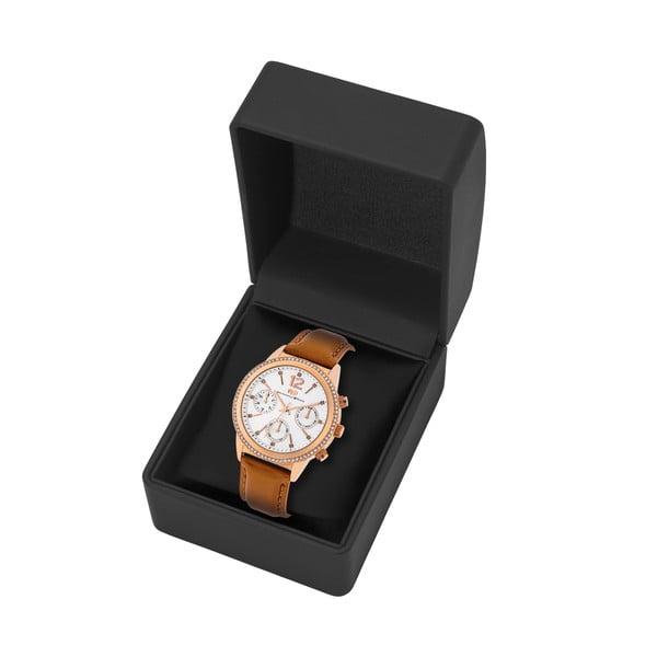 Dámské hodinky Rhodenwald&Söhne Flavia Cognac