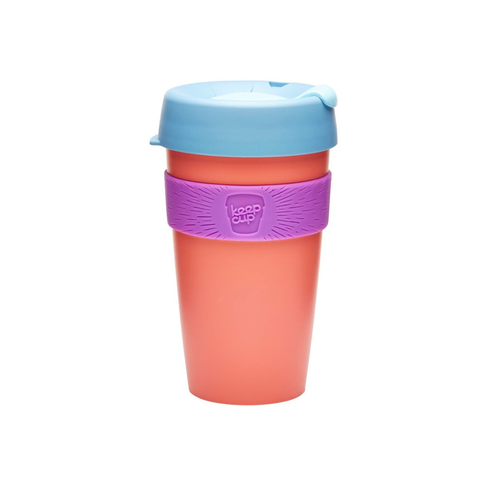 Cestovní hrnek s víčkem KeepCup Original Apricot, 454 ml