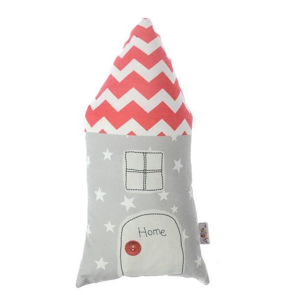 Pernă din amestec de bumbac pentru copii Apolena Pillow Toy Farro, 16 x 34 cm