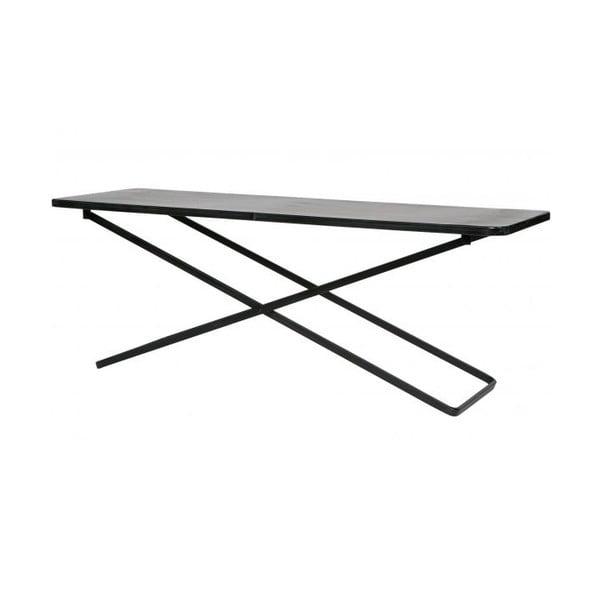 Crux dohányzóasztal, hosszúság 125 cm - vtwonen